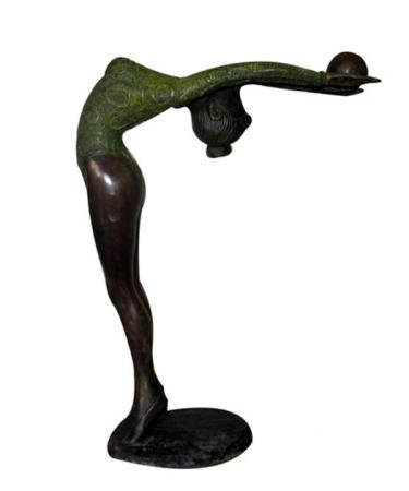 รูปปั้นผู้หญิง SBF2-010