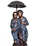 รูปปั้นผู้หญิงSBF2-027