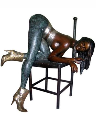 รูปปั้นผู้หญิง SBF3-001