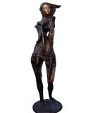 รูปปั้นผู้หญิง SBF3-004