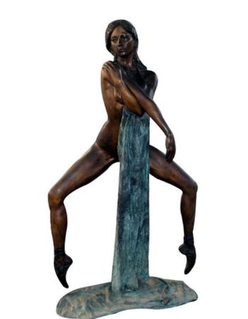 รูปปั้นผู้หญิง SBF3-007