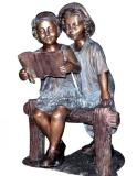 รูปปั้นเด็กผู้หญิงSBF3-008