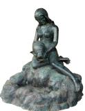 รูปปั้นผู้หญิง SBF3-018