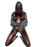 รูปปั้นผู้หญิง SBF3-020