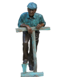 รูปปั้นผู้ชาย SBF3-024