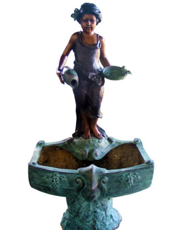 รูปปั้นผู้หญิง SBF3-025