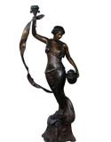 รูปปั้นผู้หญิง SBF3-030