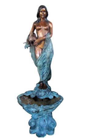 รูปปั้นผู้หญิง SBF3-032