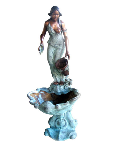 รูปปั้นผู้หญิง SBF3-033