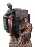 รูปปั้นผู้ชายSBF3-034