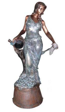 รูปปั้นผู้หญิง SBF3-036