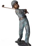 รูปปั้นเด็กผู้ชาย SBF3-037