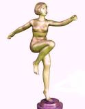 รูปปั้นผู้หญิง SBF3-048