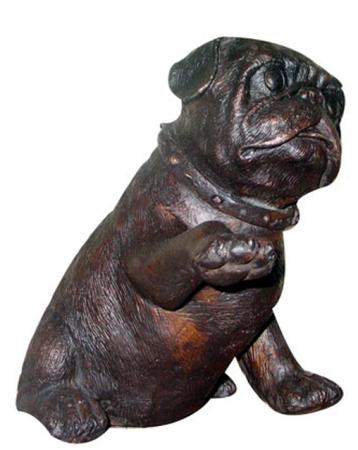 รูปปั้นสุนัข  Animal / SBA1-011