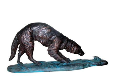 รูปปั้นสุนัข   Animal / SBA1-015