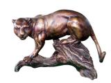 รูปปั้นเสือ  Animal / SBA1-016