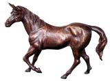 รูปปั้นม้า  Animal / SBA1-022