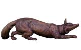 รูปปั้นหมาจิ้งจอก Animal / SBA1-025