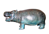 รูปปั้นฮิปโป  Animal / SBA1-029