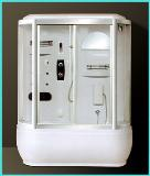 ตู้อบไอน้ำพร้อมอ่างน้ำวน Model-P9023