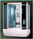 ตู้อบไอน้ำพร้อมอ่างน้ำวน Model-P9008