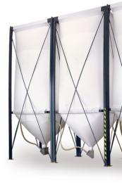 เครื่องสำหรับการลำเลียงวัตถุดิบ(Indoor Silo)