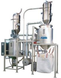 ระบบอบแห้งและคริสตอลไลน์เซชั่น(Drying & Crystallization)