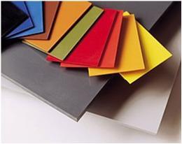 เครื่องรีดแผ่นพีวีซี(PVC sheet extrusion)