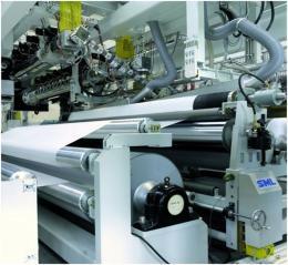 เครื่อง Coating lines for extra-wide products