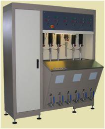 เครื่องTensile Creep Tester for Tests in Fluids