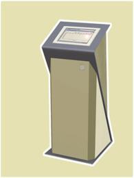 เครื่อง Hydrostatic/Burst Tester