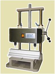 เครื่อง Double Drilling Machine  Model 1263