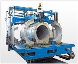 เครื่องผลิตท่อลูกฟูก(UC 1200)