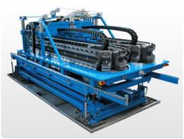 เครื่องผลิตท่อลูกฟูก(UC 250)