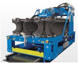 เครื่องผลิตท่อลูกฟูก(UC 500)