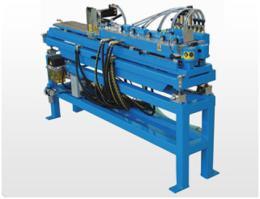 เครื่องผลิตท่อลูกฟูก(UC 15)