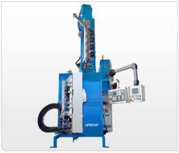 เครื่องผลิตท่อลูกฟูก(UC 15 vertical)
