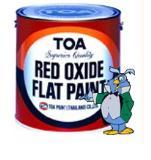 สีรองพื้นแดงกันสนิม ทีโอเอ G-1024