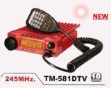 วิทยุประชาชนโมบายล์ TM-581DTV