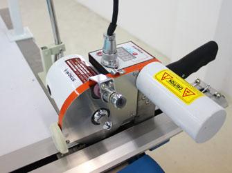 เครื่องตัดหัวผ้า รุ่น STAO