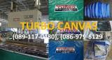 ผ้าใบกันน้ำ TURBO CANVAS