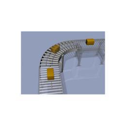 ระบบลำเลียงโดยไม่ใช้มอเตอร์ Free Curve Roller