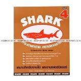 กระดาษทรายขัดไม้ ปลาฉลาม TOA