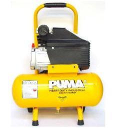 ปั๊มลมโรตารี่ ''PUMA'' รุ่น TD-2012 ขนาด 0009632 HP