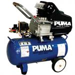 """ปั๊มลมโรตารี่ รุ่น XM-2540 ขนาด 3 HP 40 ลิตร """"PUMA"""""""