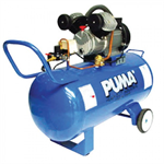 """ปั๊มลมโรตารี่ รุ่น XM-4050 ขนาด 4 HP 50ลิตร """"PUMA"""""""