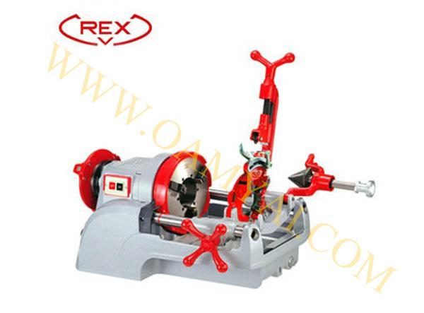 เครื่องต๊าปแป๊ปน้ำไฟฟ้า รุ่น NT50AV (Uni-auto) ขนาด 0.5นิ้ว-2นิ้ว REX