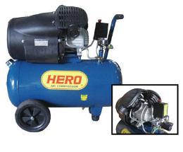 ปั๊มลมโรตารี่ ''HERO'' รุ่น HR-3050 ขนาด 3HP 000935