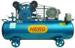 ปั๊มลม ''HERO'' รุ่น TH-100 , TH-100L ขนาด 10 HP 00093