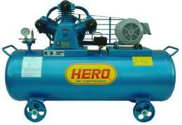 ปั๊มลม ''HERO'' รุ่น TH-65 ขนาด 2HP  000927
